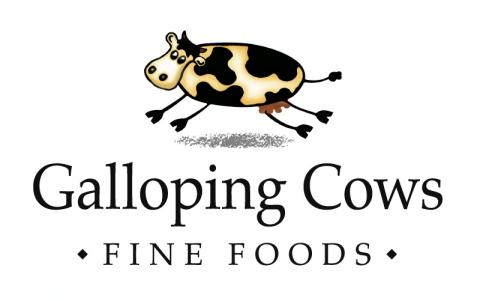 Galloping Cow